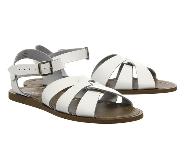 Original Saltwater Sandals - Womens - White - how-i-wonder