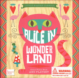Alice In Wonderland - Playset for Toddlers - How I Wonder.co.uk - 1