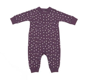 Damson & White Spot - Baby All-In-One