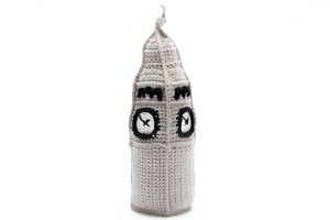Pebble Fair Trade - Crochet Big Ben - How I Wonder.co.uk