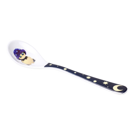 Children's Melamine Spoon - Gloomy by Tulipop - How I Wonder.co.uk