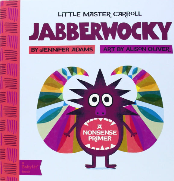 Jabberwocky - Babylit - Board Books for Toddlers - how-i-wonder