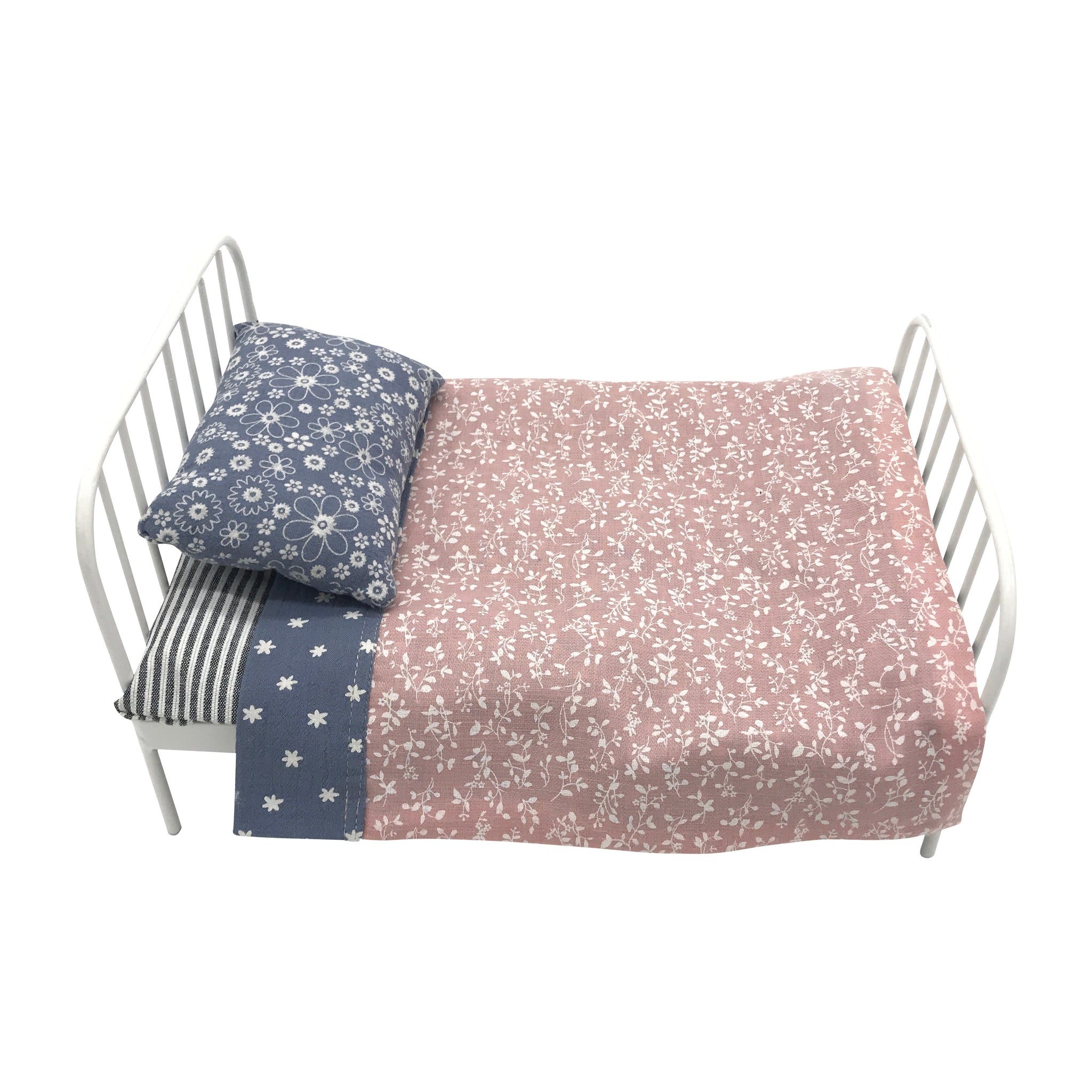 Jemima - Dolls Bed - And the little dog laughed - how-i-wonder