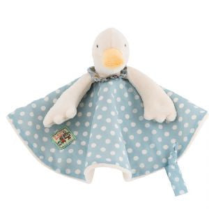 Baby Comforters - Moulin Roty Duck - La Grande Famille - Jeanne - How I Wonder.co.uk - 1