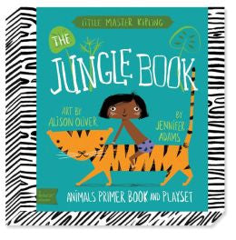 Jungle Book - Playset for Toddlers - How I Wonder.co.uk - 1