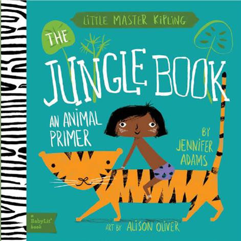 Jungle Book - Board Books for Toddlers - How I Wonder.co.uk - 1