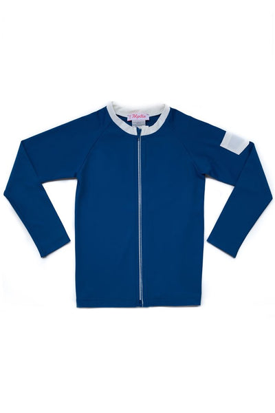 Folpetto - Leonardo - Cobalt Blue - Rash Guard - how-i-wonder