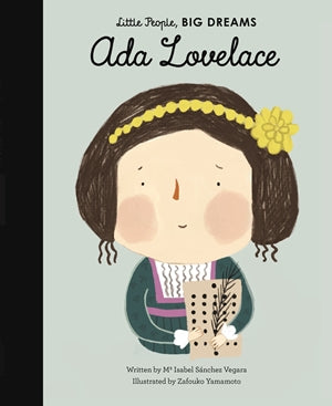 Little People Big Dreams - Ada Lovelace - Books
