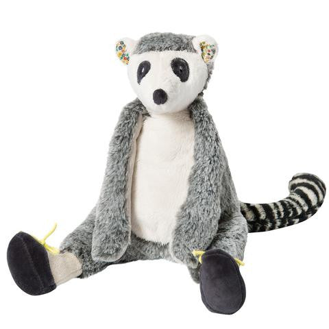 Plush soft toys - Moulin Roty Bazar Collection - Lemur - How I Wonder.co.uk