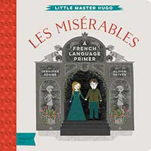 Les Miserables - Babylit - Board Books for Toddlers - how-i-wonder