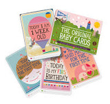 Milestone - The Original Baby Memory Cards - How I Wonder.co.uk - 2