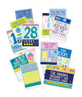 Milestone - Pregnancy and Newborn Memory Cards - How I Wonder.co.uk - 2