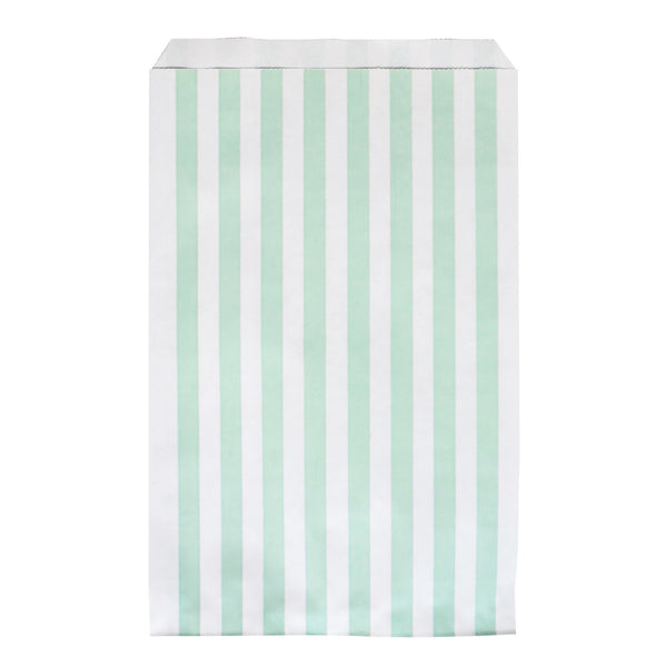 my little day - Candy Stripe Paper Straws - Aqua and White - How I Wonder.co.uk - 6