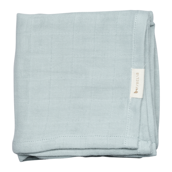 Fabelab - Muslin Cloth 2 Pack - Sea - how-i-wonder