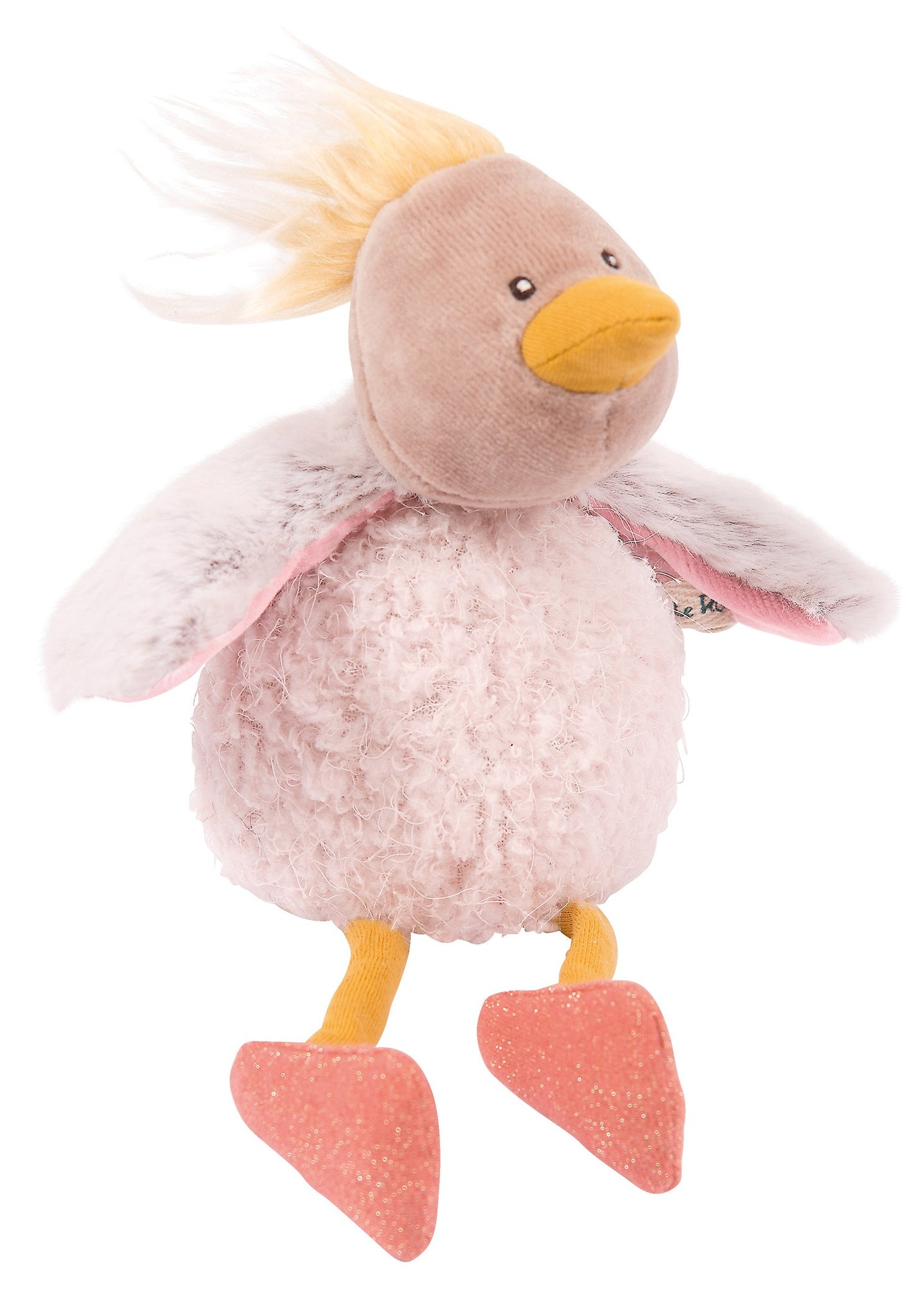 Baby Petunia the Ostrich - Moulin Roty - how-i-wonder