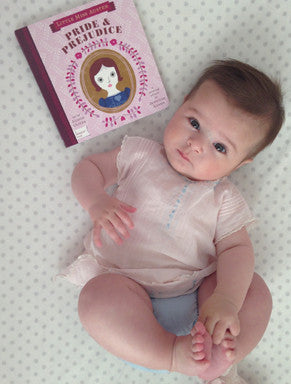 Pride and Prejudice - Board Books for Toddlers - How I Wonder.co.uk - 3