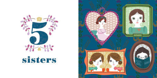 Pride and Prejudice - Board Books for Toddlers - How I Wonder.co.uk - 2