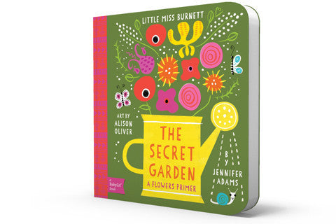 The Secret Garden - Board Books for Toddlers - How I Wonder.co.uk - 2