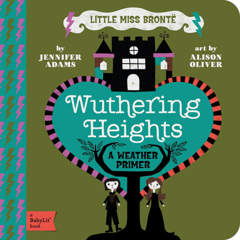 Wuthering Heights - Board Books for Toddlers - How I Wonder.co.uk - 1