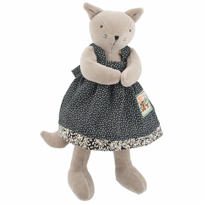 Agathe Cat - 30cm - Moulin Roty - how-i-wonder