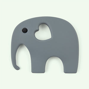 Teething Toy - Grey Elephant - Blossom & Bear