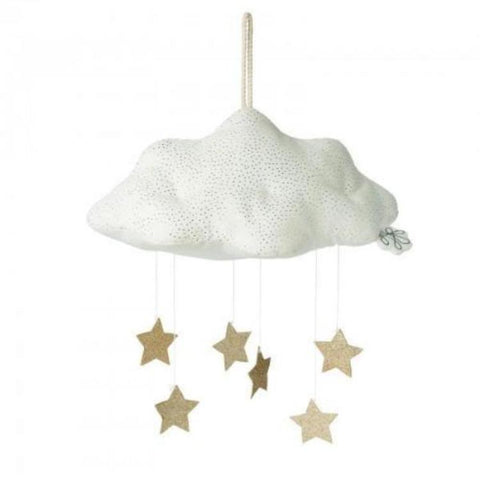 Starry Cloud Cushion - Picca LouLou - how-i-wonder