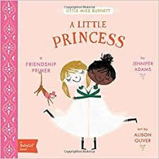 A Little Princess - Babylit - Board Books for Toddlers - how-i-wonder