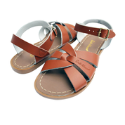 Original Saltwater Sandals - Youth - Tan - how-i-wonder