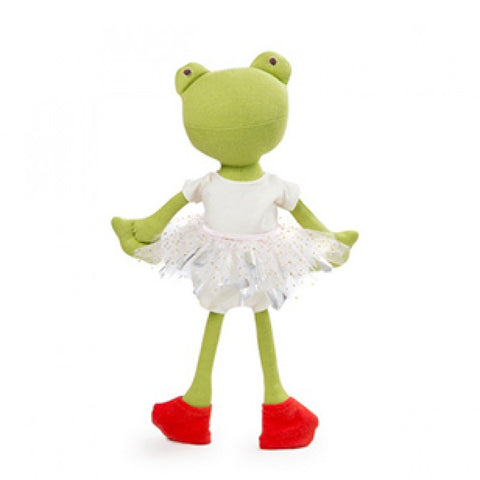 Organic Handmade Toys - Hazel Village - Ella Toad - How I Wonder.co.uk - 1