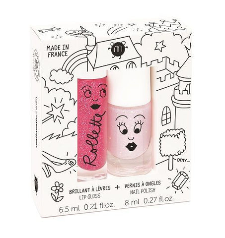 Nailmatic Kids - Duo set - Fairytales - How I Wonder.co.uk