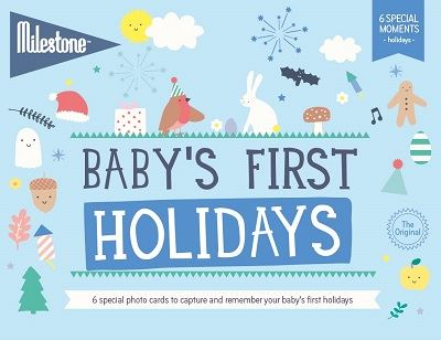 Milestone, First Special Moments Cards - Holiday - how-i-wonder