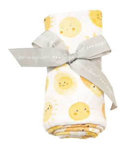 ANGEL DEAR-SWADDLE-SUNSHINE