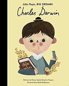 little people big deeams - charles darwin - how i wonder