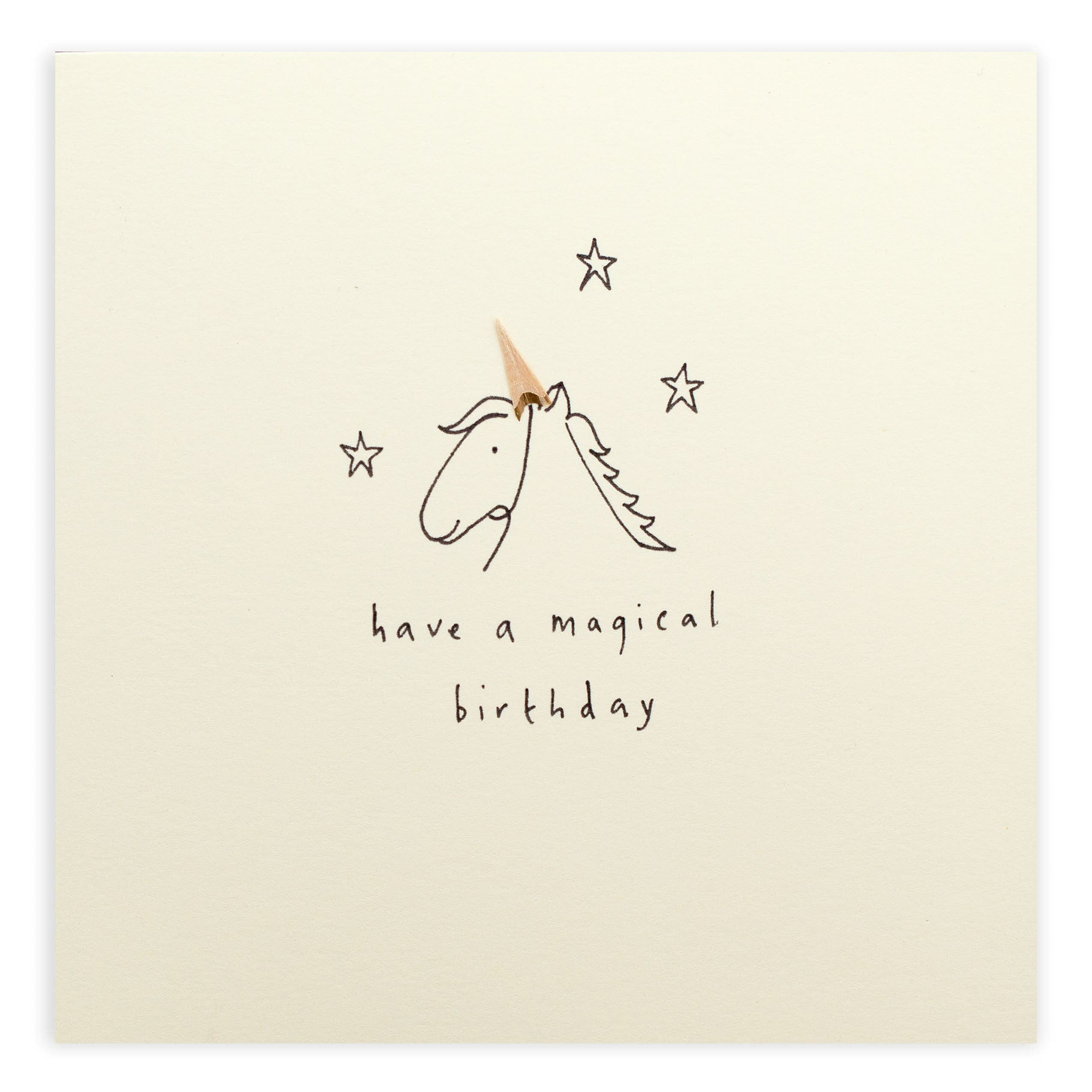 Greetings Cards - Ruth Jackson - Birthday Unicorn - how-i-wonder