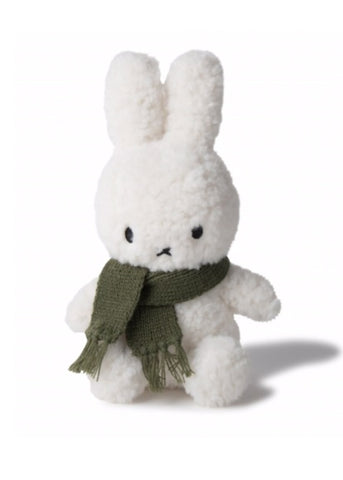 miffy- popcorn- green scarf