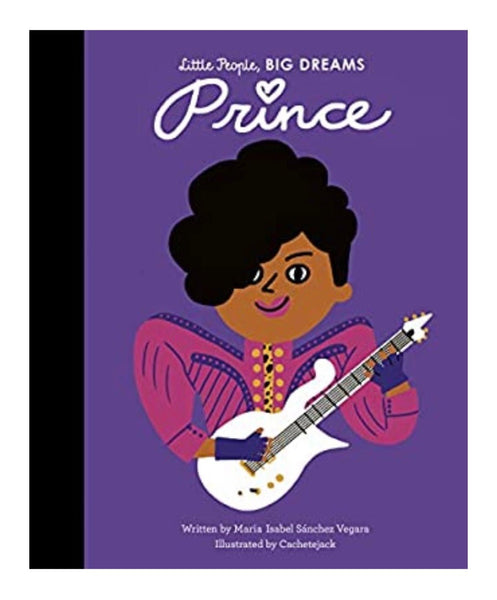 prince - little people big dreams - how i wonder