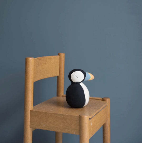 fabelab - puffin tumbler - how i wonder