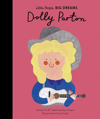 Dolly Parton - Little People Big Dreams - how-i-wonder