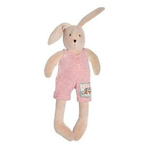 Moulin Roty Rabbit - Sylvain -  Soft Toy - How I Wonder.co.uk - 1