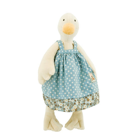 Moulin Roty Duck - La Grande Famille - Jeanne - Soft Toy - How I Wonder.co.uk - 1