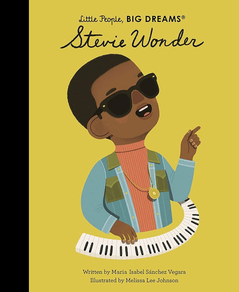Stevie Wonder - Little People Big Dreams