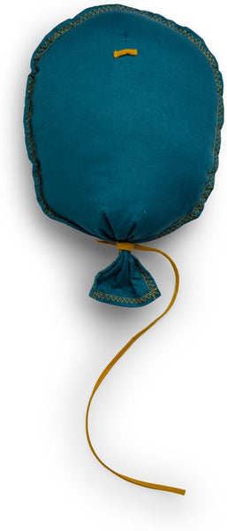 Teal Balloon - Wall Hanging- Picca LouLou - how-i-wonder