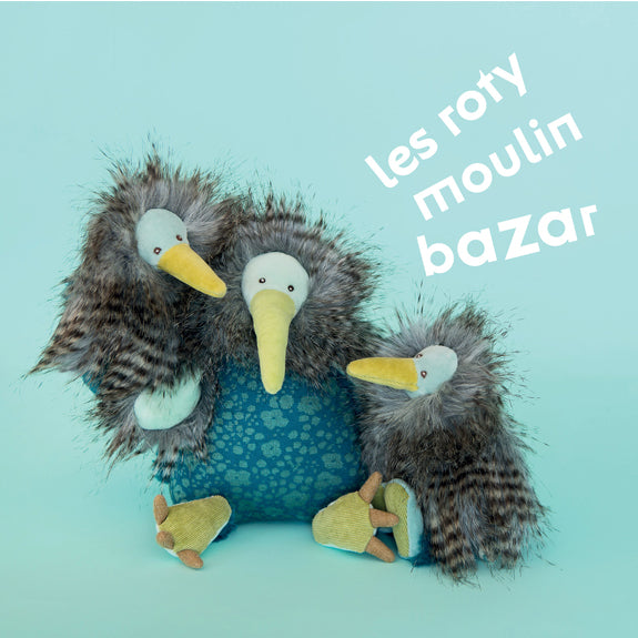 Moulin Roty - Bazar - Baby & Large Kiwi Bird