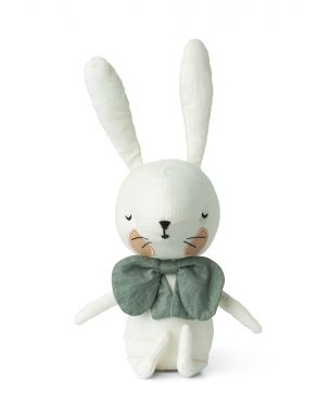 Rabbit In Gift Box - White - Picca LouLou - how-i-wonder