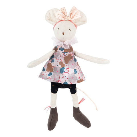 Lala The Mouse - Moulin Roty - how-i-wonder