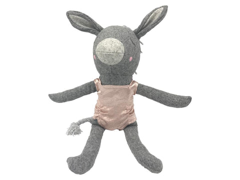 Olive Donkey - And the little dog laughed - Soft Toy - how-i-wonder
