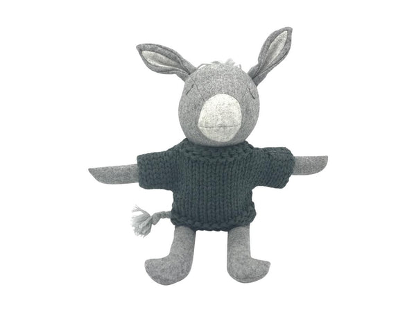 Oscar Donkey - And the little dog laughed - Soft Toy - how-i-wonder