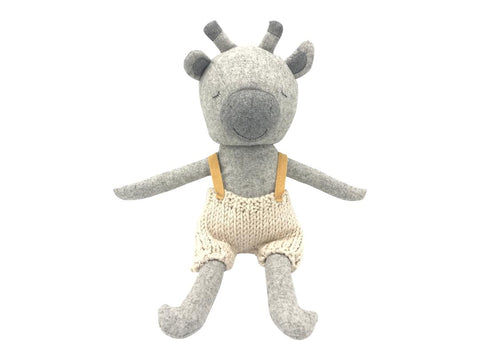 And the Little Dog Laughed - Rudy Giraffe- Soft Toy