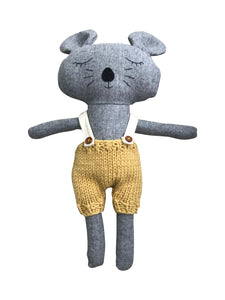 And the Little Dog Laughed - Charlie Mouse - Soft Toy