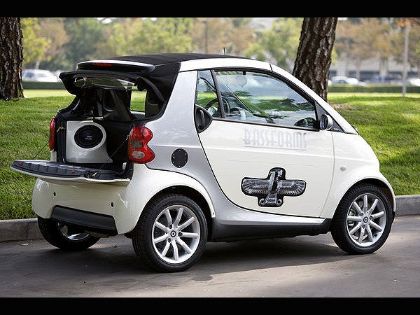 smart car left bassforms. Black Bedroom Furniture Sets. Home Design Ideas